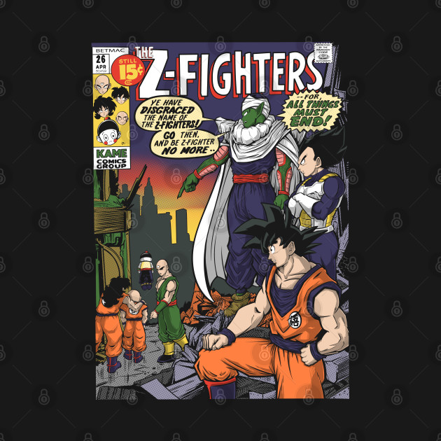 THE Z-FIGHTERS