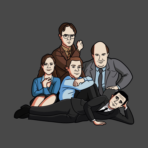 The Dunder Mifflin Club