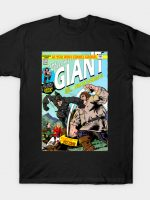 The Incredible Giant T-Shirt