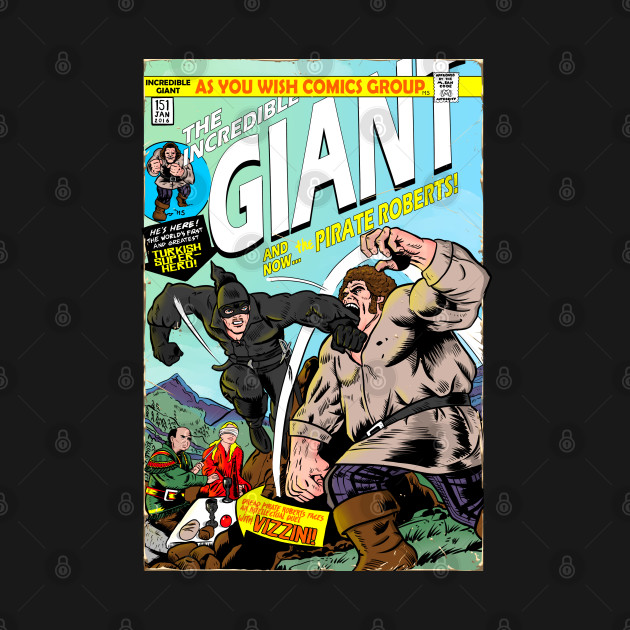 The Incredible Giant