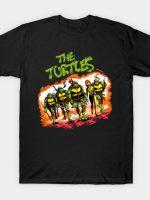 The Ninja Warriors T-Shirt