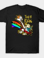 Tiger and King T-Shirt