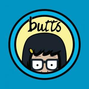 Tina Belcher - Butts