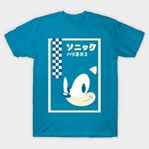 Vintage hedgehog poster T-Shirt