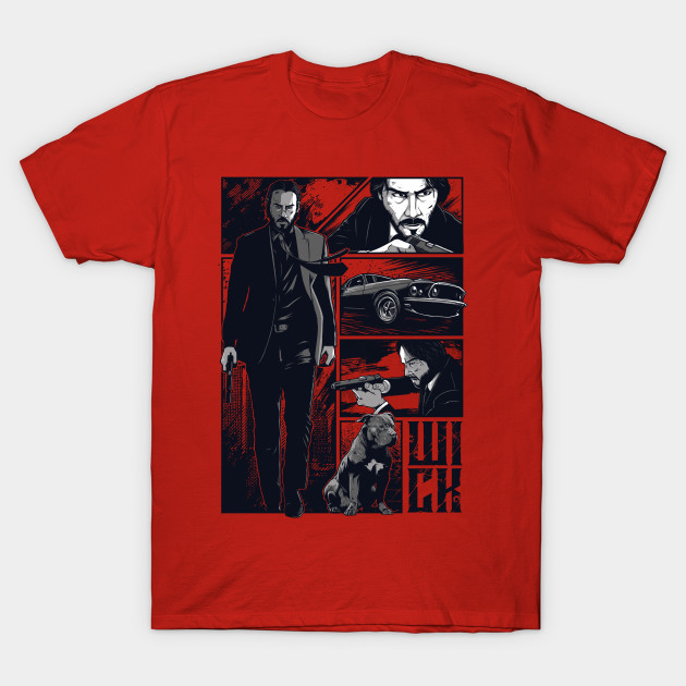 W.I.C.K. V3 T-Shirt