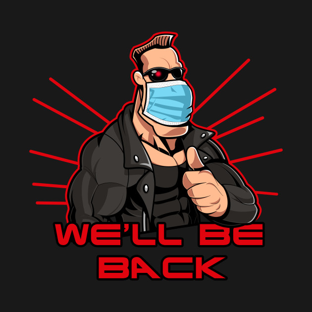 We´ll be back