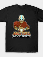 MASTER FOUR ELEMENTS T-Shirt