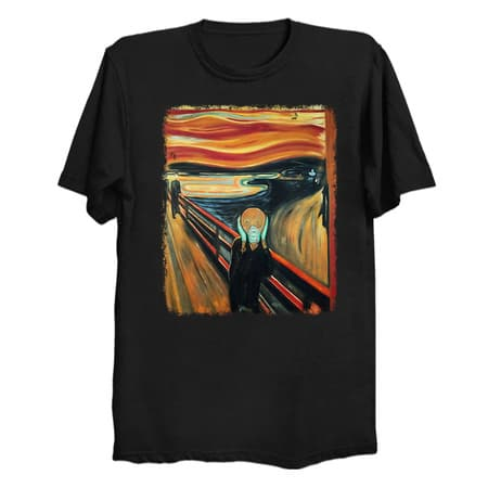 safe scream T-Shirt