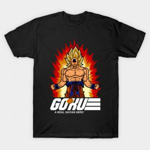 A real saiyan hero T-Shirt