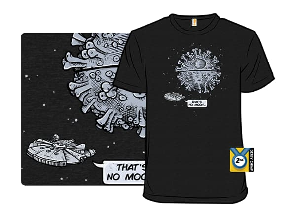 Star Wars COVID-19 T-Shirt