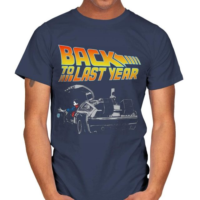 BACK TO LAST YEAR T-Shirt