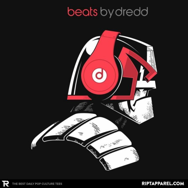 BEATS BY DREDD