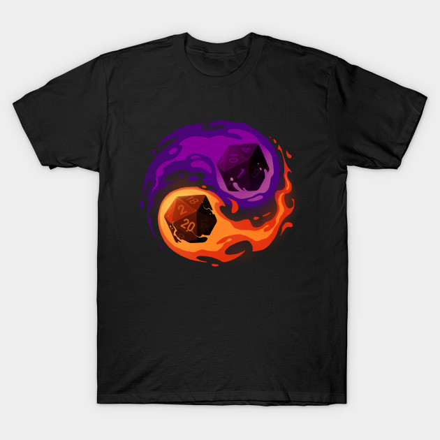 Balance dice T-Shirt