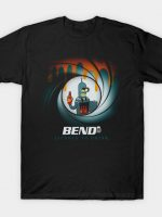 Bend Agent Drink T-Shirt