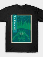 Big shock japanese vintage poster T-Shirt