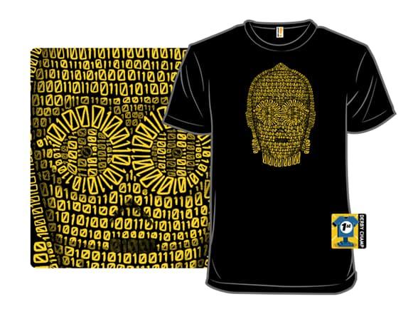 Binary 3-P0 T-Shirt