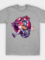 Bomber Girl T-Shirt