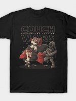 Couch Wars T-Shirt