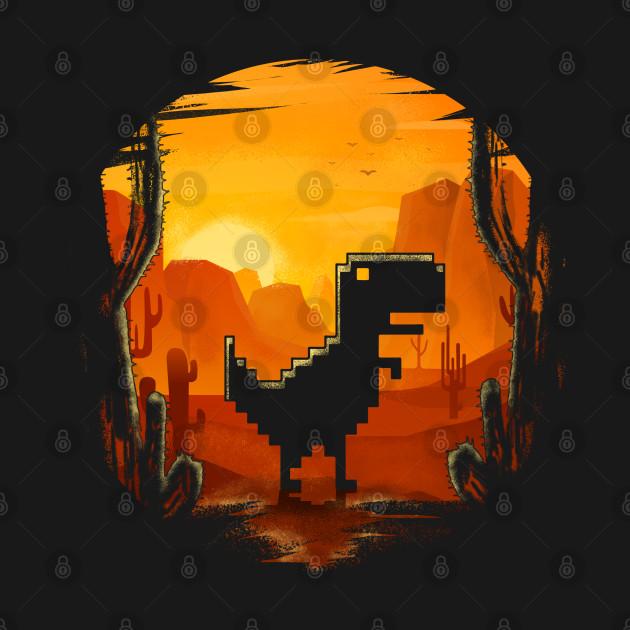 Dino No Internet