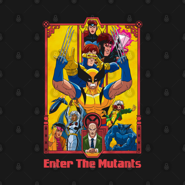 Enter The Mutants