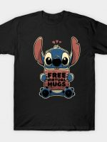 Free Virtual Hugs T-Shirt