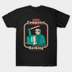 Jason Voorhees Hacking T-Shirt