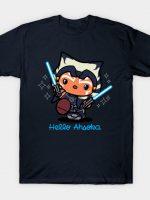 HELLO AHSOKA T-Shirt
