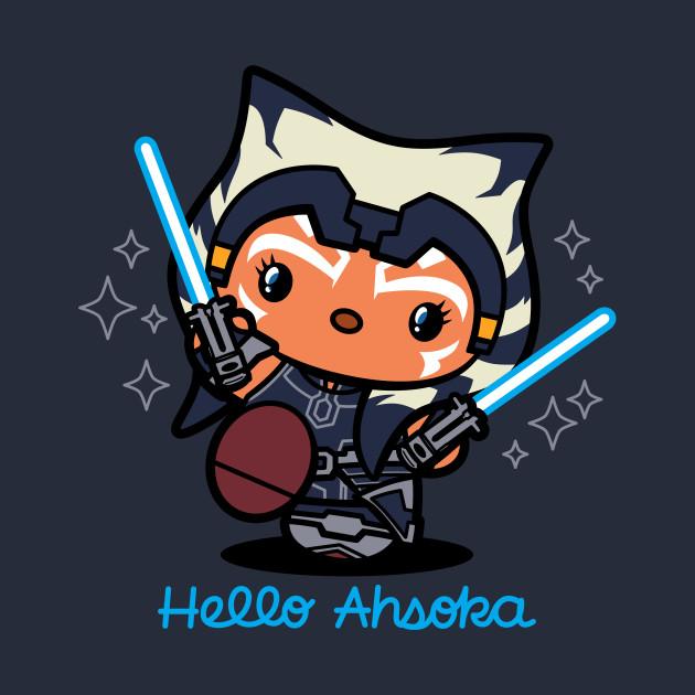 Hello Ahsoka