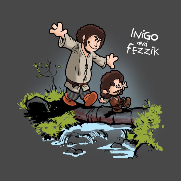 Inigo and Fezzik