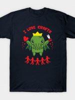 Love Crafts T-Shirt