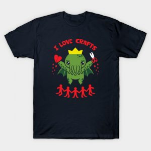 Cthulhu Love Crafts T-Shirt