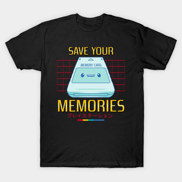 Memorycard T-Shirt