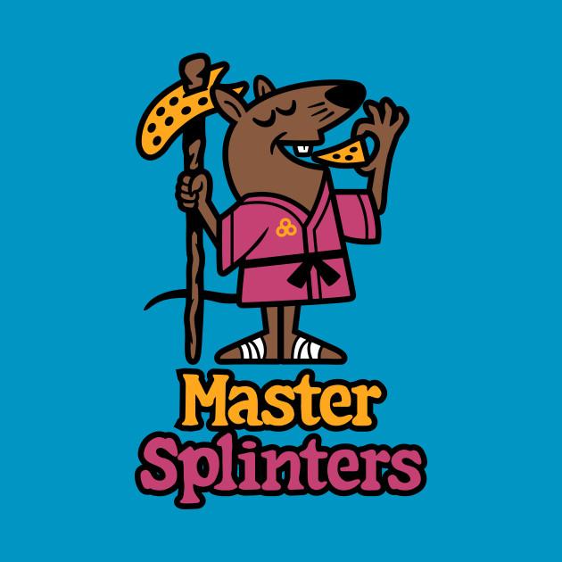 Master Splinters Pizza
