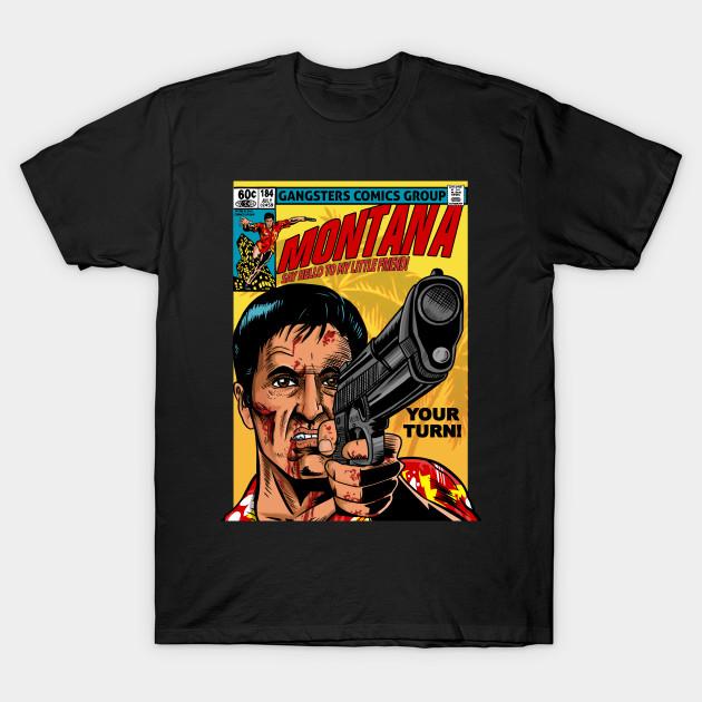 Tony Montana T-Shirt