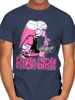 ROBO GIRL T-Shirt