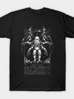Rlyeh Anatomy T-Shirt