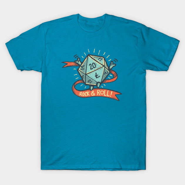 Rock and Rollplay T-Shirt