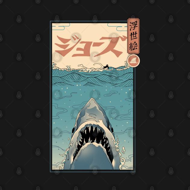 Shark Ukiyo-e