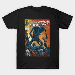 RoboCop/Terminator T-Shirt