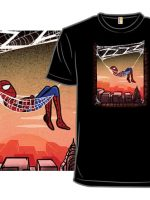 The Amazing Spider-Naps T-Shirt