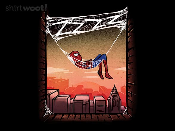 The Amazing Spider-Naps