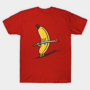 Kill BIll Banana T-Shirt