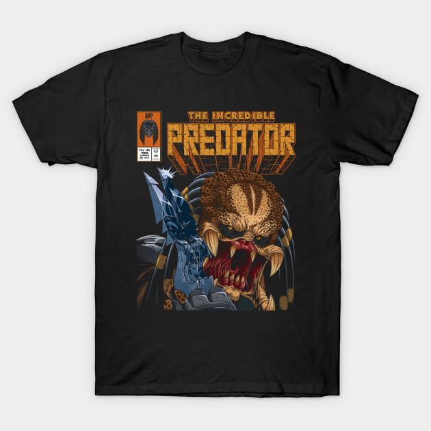 The Incredible Predator T-Shirt