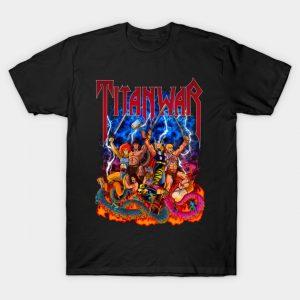 Titan War T-Shirt