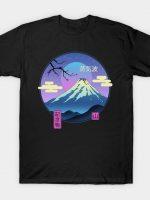 Vapor Landscape T-Shirt