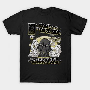 Darth Vader We Have Masks T-Shirt
