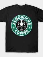 Xenobucks Coffee T-Shirt