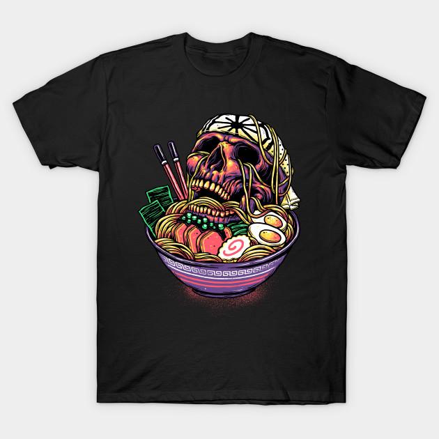 Death by Ramen T-Shirt