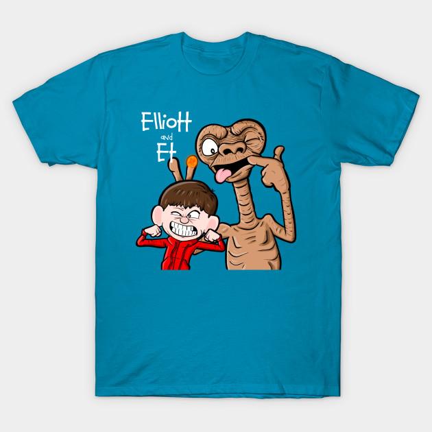 Elliott & Et T-Shirt