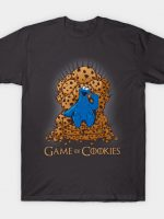 Game Of Cookies T-Shirt